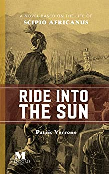 Ride into the Sun the Novel: Image of a Roman centurion on horseback